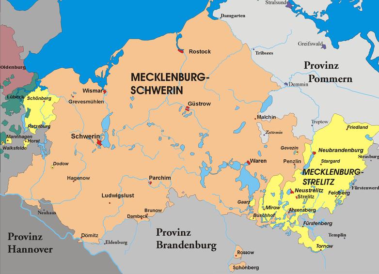 Mecklenburg - Schwerin