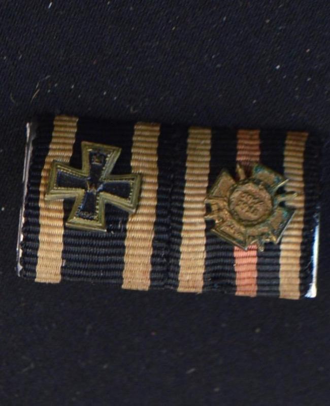 """Mecklenburg Infantry Regt. 89 """"Effekten"""" for an EinjahrFreiwiliger"""