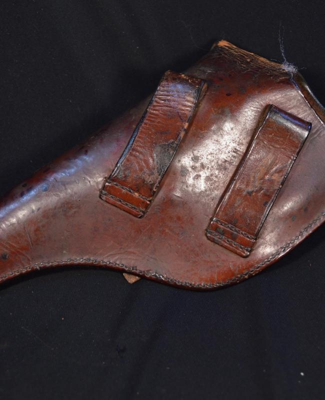 German Model 1883 REICHREVOLVER Holster