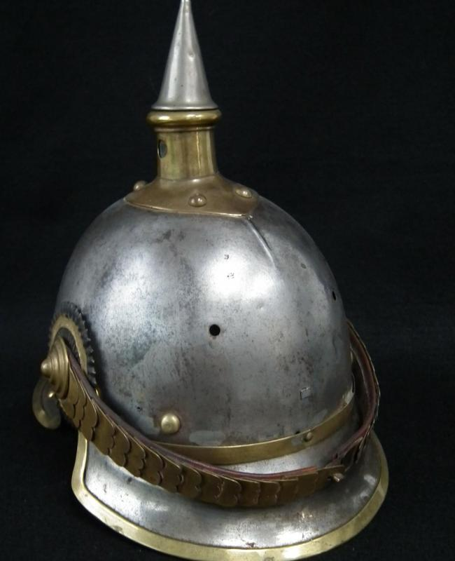 Royal Hannover Guard du Corps Enlisted Pickelhaube